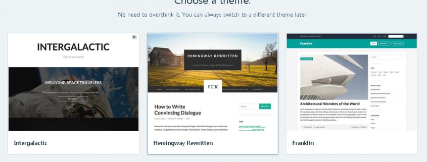 Cara mudah menggunakan wordpress