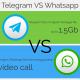 Whatsapp vs Telegram mana yang lebih baik?