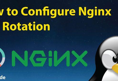 Installasi dan Konfigurasi Logrotate untuk Log Nginx