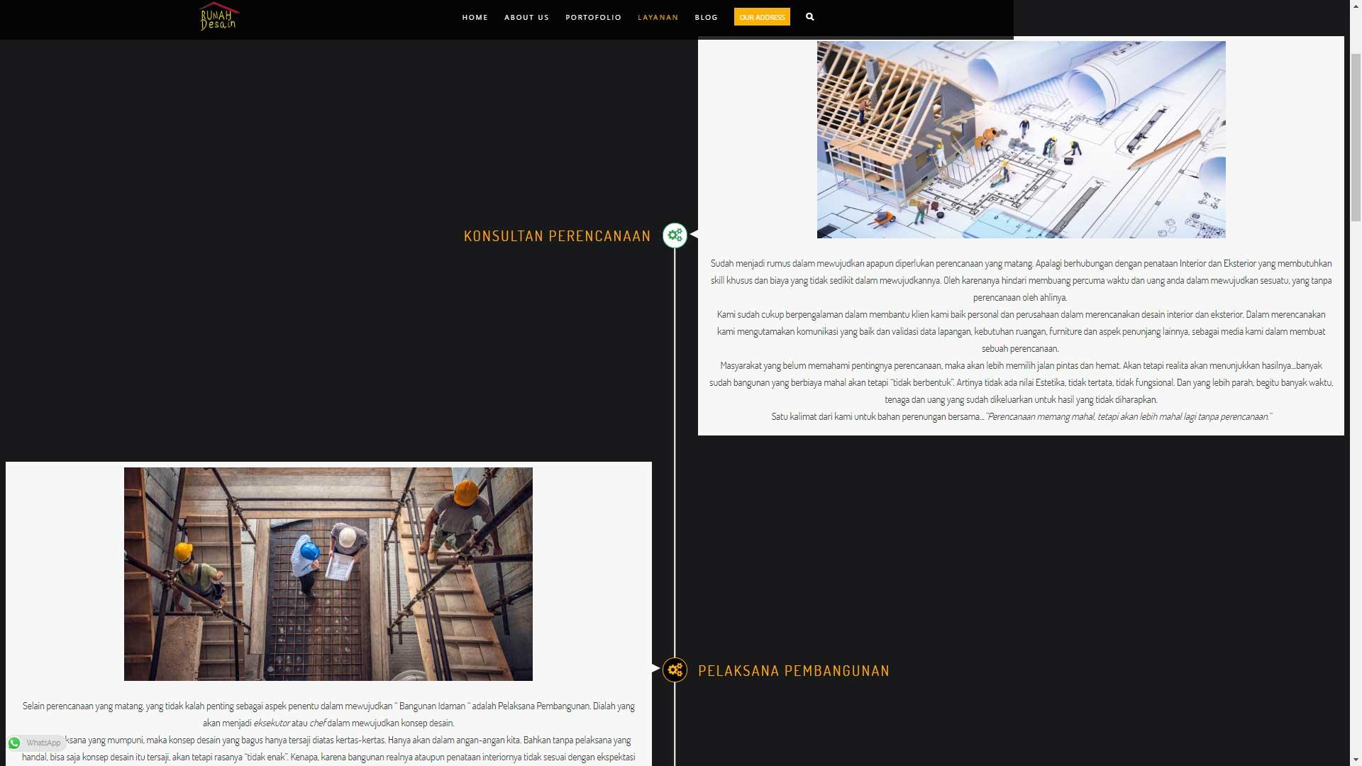 Jasa Web Desain Palangka Raya